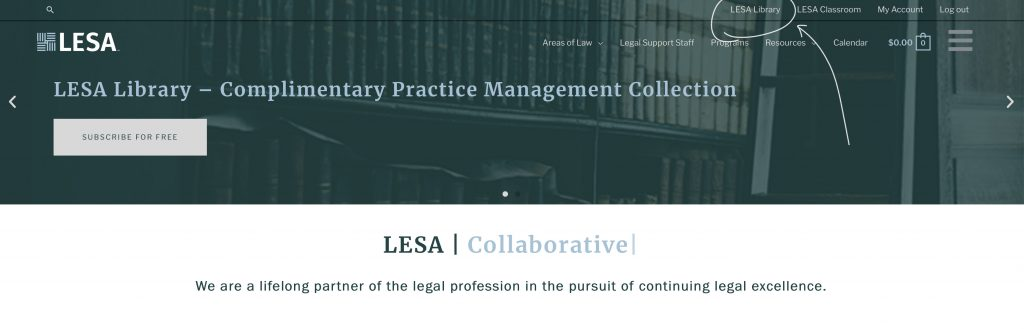 LESA Library